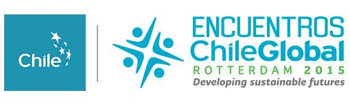Logo Encuentros ChileGlobal Rotterdam 2015